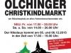 Olchinger Christkindlmarkt 2015