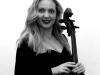 Christina Kudym am Violoncello