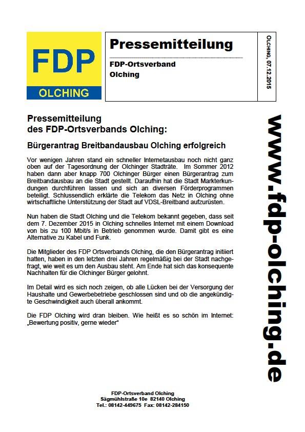 FDP Breitband 10122015