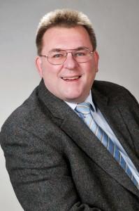 Zweiten Bürgermeister Robert Meier