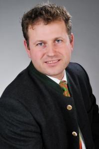 CSU Stadtrat und Feuerwehrreferent Lorenz Widmann
