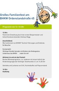 BHKW Programm