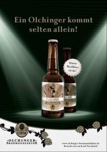 Olchinger Braumanufaktur Weißbier