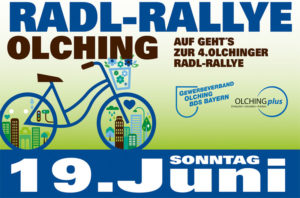 4. Olchinger Radlrallye am 19.06.2016