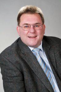 Zweiter Bürgermeister Robert Meier