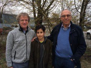 Theis, Mohammed, Hartig