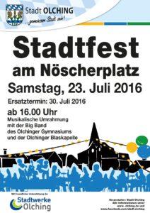 Stadtfest 2016