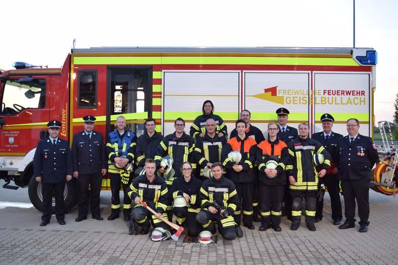 Freiwillige Feuerwehr Geiselbullach